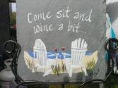 wine saying